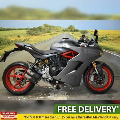 Ducati Supersport  937cc 2018 4658 miles
