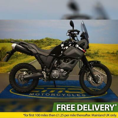2012 Yamaha XTZ 660 Tenere, All Books & Keys, Service History, Heated Grips