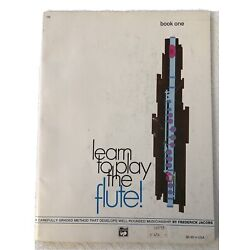 Kyпить Learn To Play The Flute! Book 1 Frederick Jacobs на еВаy.соm