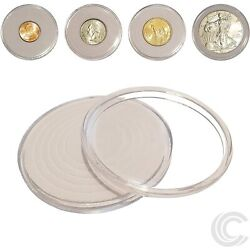 Kyпить 40 x Coin Holder Capsules for All US Coins 46mm Diameter *SHIPS FREE USA* на еВаy.соm