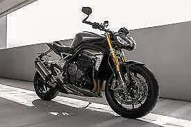 Triumph Speed Triple 1200 RS 2021 NEW MODEL