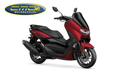 Yamaha 2021 NMAX 125cc Scooter 3 Colours On Road Price from CMC Motorcycles