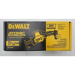 Kyпить DEWALT DCS369B ATOMIC 20V MAX Cordless One-Handed Reciprocating Saw (Tool Only) на еВаy.соm