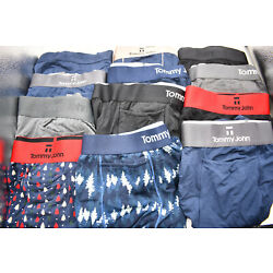 TOMMY JOHN Men's RELAX FIT Boxer - (CHOOSE SIZE & COLOR) New Without Tags