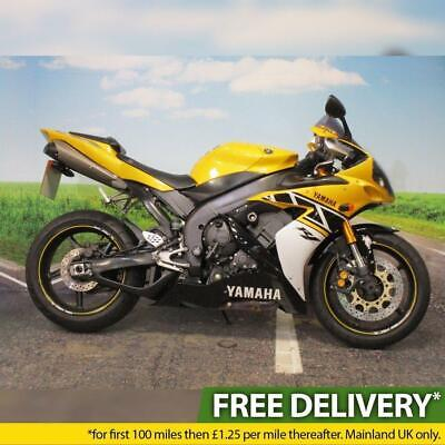 Yamaha YZF r1 2006 50th Anniversary Edition - All Keys/Books, Low Mileage