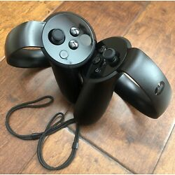Kyпить Oculus Rift CV1 touch controllers Left & Right Factory Refurbished FREE SHIPPING на еВаy.соm