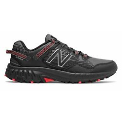 Kyпить New Balance Men's 410v6 Trail Shoes Black with Grey & Red на еВаy.соm