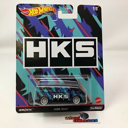 Kyпить MBK Van HKS * SPEED SHOP * 2021 Hot Wheels Pop Culture Case K * IN STOCK на еВаy.соm