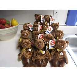 Kyпить TY Beanie Babies Champion FIFA World Cup 2002 Lot of 13 Bears with Tags на еВаy.соm