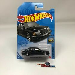 Kyпить Mercedes-Benz 500 E #145 * BLACK * 2021 Hot Wheels Case H * HG19 на еВаy.соm