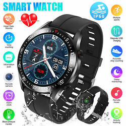 Kyпить Waterproof Smart Watch Heart Rate Blood Oxygen Monitor for iOS Android iPhone на еВаy.соm