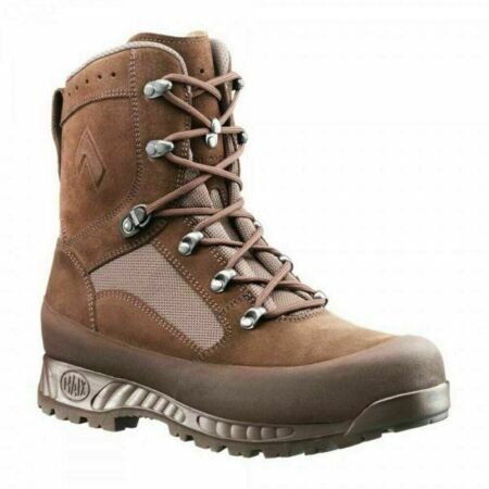 img-Haix Desert Combat Brown Boots - Brand New In Box - Cage C5 - Various Sizes