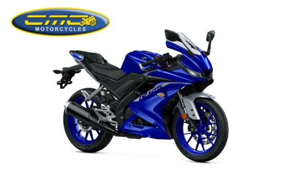 New 2021 Yamaha YZF-R 125 ABS YZFR125 CMC Motorcycles On Road Price
