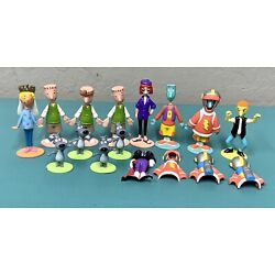 Kyпить DOUG jack in the box kids meal toys Nickelodeon 1996 lot of 12 на еВаy.соm