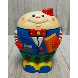 Kyпить Vintage Rare Vtech Monsieur Coquille French Edition Humpty Dumpty Preschool на еВаy.соm
