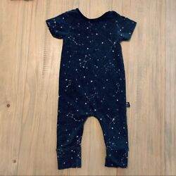 Kyпить Rags to Raches Constellation Romper Baby Infant Size 3-6 Months Hipster  на еВаy.соm