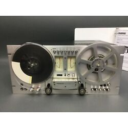 Kyпить Pioneer RT-707 4 Track 2 Channel Vintage Reel To Reel Tape Deck Just Serviced! на еВаy.соm
