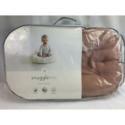 NEW Snuggle Me Organic Infant Lounger Gumdrop 0-9 months Floor Seat, Tummy Time