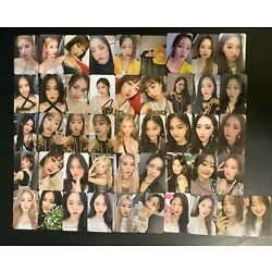 LOONA &/And Official Photocard (7/20 Updated)