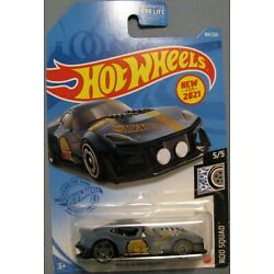Hot Wheels 2021 Mainline '' Muscle and Blown '' Rod Squad 5/5