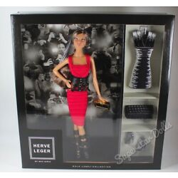 2013 Gold Label: Herve Leger by Max Azria Barbie Doll Gift Set