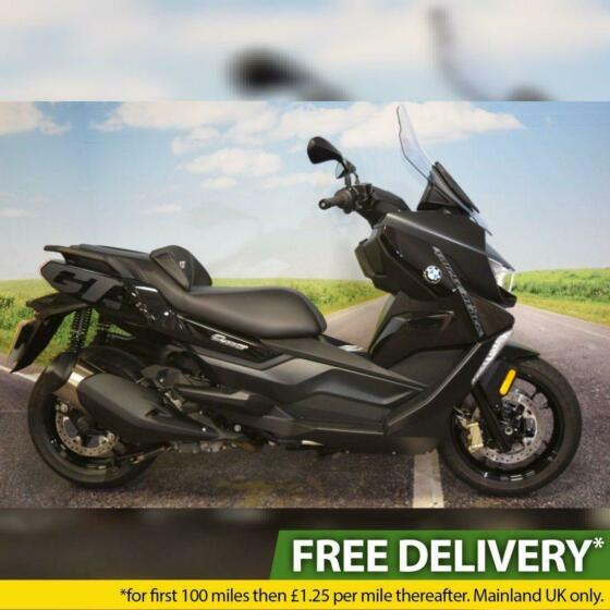 BMW C400 GT 2021 - 670 Miles, 1 Former Keeper, Heated Seat/Grips