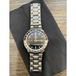 ACCUTRON ASTRONAUT GMT LIMITED EDITION 83 of 1000 21 JEWEL AUTO MODEL 28B088