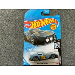 Muscle and Blown Rod Squad Hot Wheels