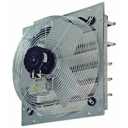 TPI 30'' Commercial Direct Drive Exhaust Fan 2-Speed 1/4 HP 120v CE 30-DS