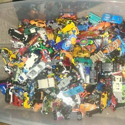 Hot Wheels Matchbox 1/64 unsearched lot of 2.5 pounds