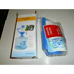 Portable Bottled Water Pump Primo Model # 900179H - New (open box) Fast Shipping