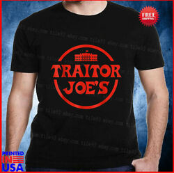 Traitor Joes  Funny Political Tshirt Special Gift for Republican Trump Lovers