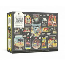 Wondrous Workings of Planet Earth Puzzle: Ecosystems of the World 500-Piece