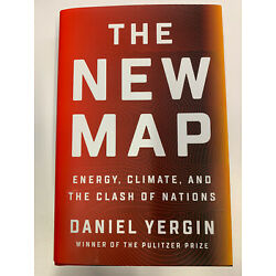 The New Map: Energy, Climate, and the Clash of Nations by Daniel Yergin (English