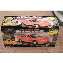 vintage polyfect toys 2380 collector show case 1:18 1:24 scale model car display