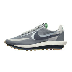 Nike LDV Waffle x CLOT Kiss Of Death Cool Grey DH3114-001 Size 8.5 - IN HAND
