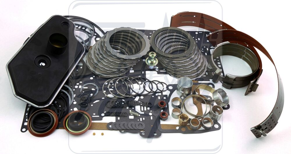 Ford Ranger A4ld Transmission Deluxe Rebuild Kit W   Bands Bushings Filter  Etc