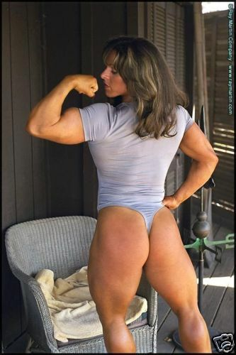 Female Bodybuilder Lauren Hart Rm 195 Dvd Ebay