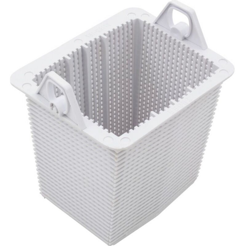 Hayward super pump swimming pool strainer basket white - Strainer basket for swimming pool ...
