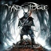 "WINDS OF PLAGUE ""DECIMATE THE WEAK"" CD NEW"