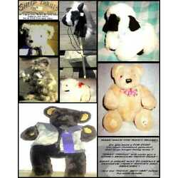 Kyпить TEDDY BEAR MADE 4 YOU FROM YOUR OLD FUR COAT OR GARMENT на еВаy.соm
