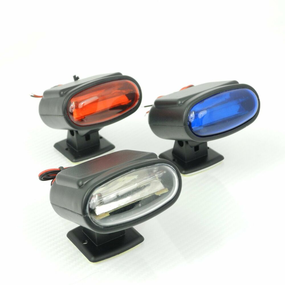 tuning lampe flash stroboscopique 12v strobe light ebay. Black Bedroom Furniture Sets. Home Design Ideas