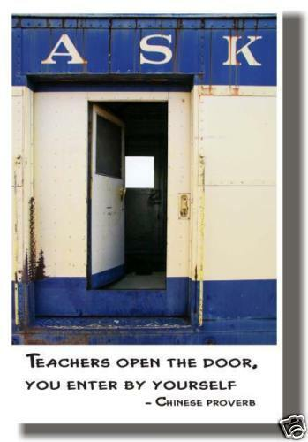 teachers open the door essay Education opens doors equips students, starting as early as middle school today, teachers are using the resource and aligned program to empower their students to strategically navigate through high school to college success stories more.