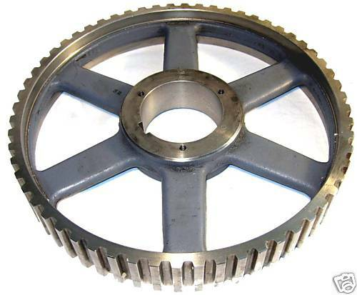 History Of Pulleys And Gears : Browning xhr synchronous timing sprocket pulley