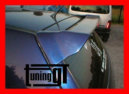 vw golf 3 mk3 rear roof spoiler stop tuning gt ebay. Black Bedroom Furniture Sets. Home Design Ideas