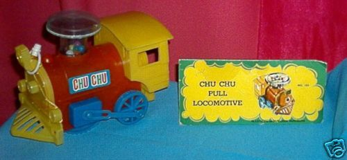 plasticum spielwaren nurnberg pull toy choo choo train ebay. Black Bedroom Furniture Sets. Home Design Ideas