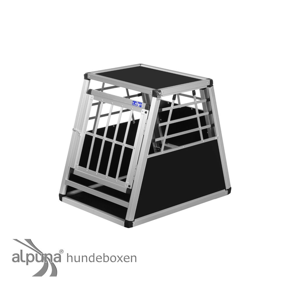 n18 hundetransportbox gitterbox aluminium transportbox. Black Bedroom Furniture Sets. Home Design Ideas
