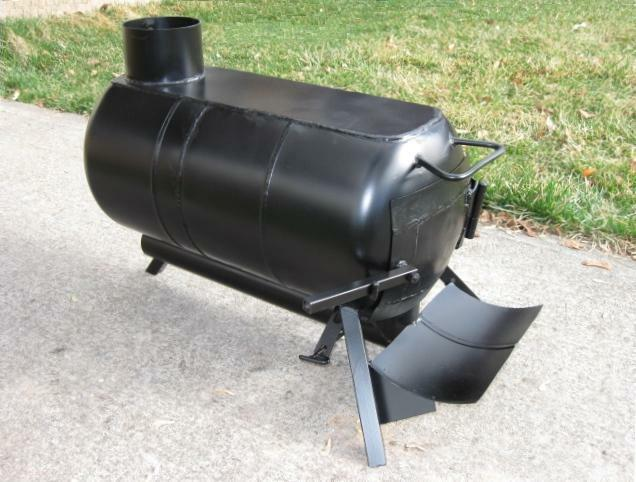 Outdoor Tent Hunting Cooking Heating Wood Stove Ebay