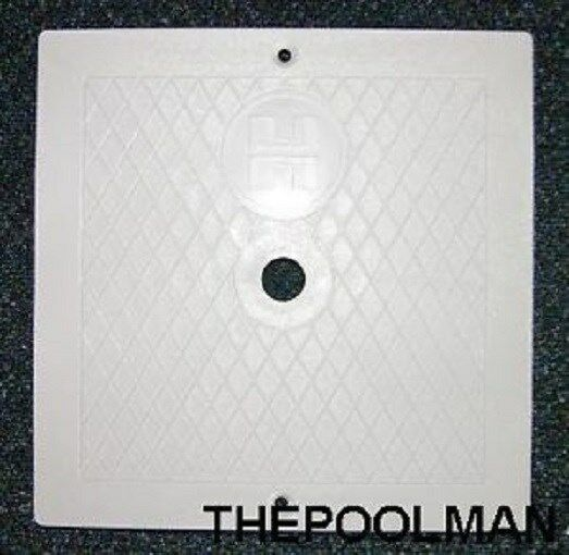 Genuine hayward swimming pool skimmer lid spx1082e ebay - Swimming pool skimmer basket covers ...