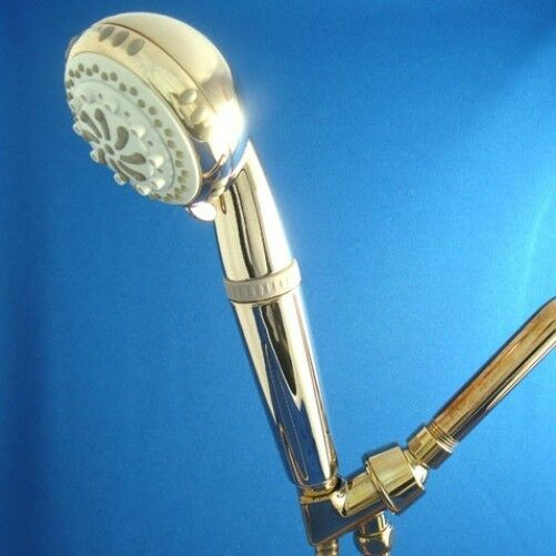 sprite hm8 gd pure mist 8 gold handheld shower filter free ship ebay. Black Bedroom Furniture Sets. Home Design Ideas